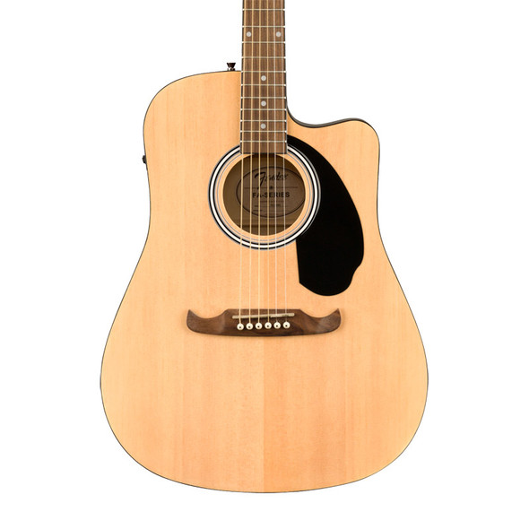 Fender FA-125CE Dreadnought Electro-Acoustic Guitar, Natural