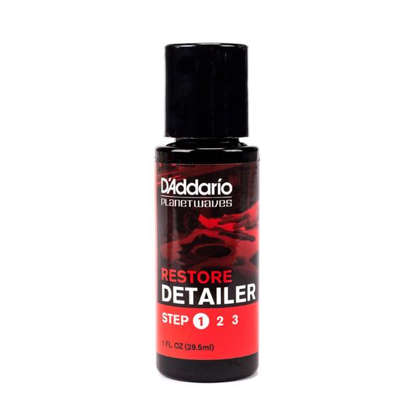 D'Addario Restore Deep Cleaning Cream Polish 1oz