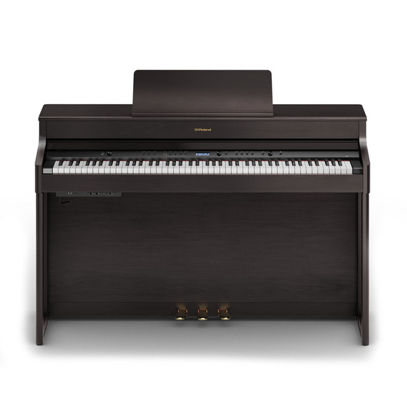 Roland HP702 Concert Class Digital Piano, Dark Rosewood