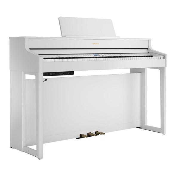 Roland HP702 Concert Class Digital Piano, White