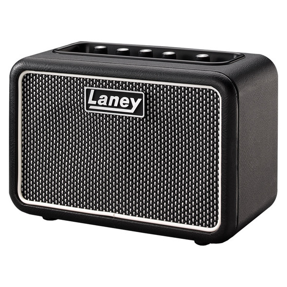 Laney MINI-STB-SUPERG Battery Powered Guitar Combo with Bluetooth