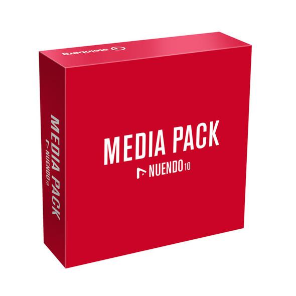 Steinberg Nuendo 10 Media Pack