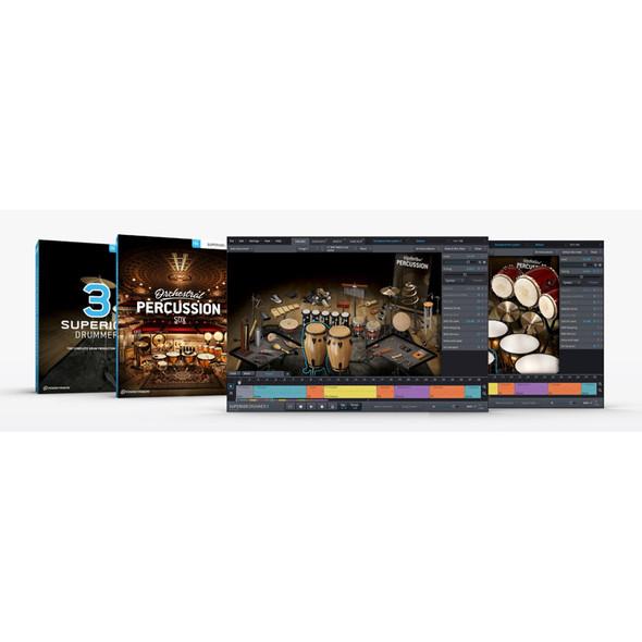 Toontrack Superior Drummer 3 Orchestral Edition (Download)