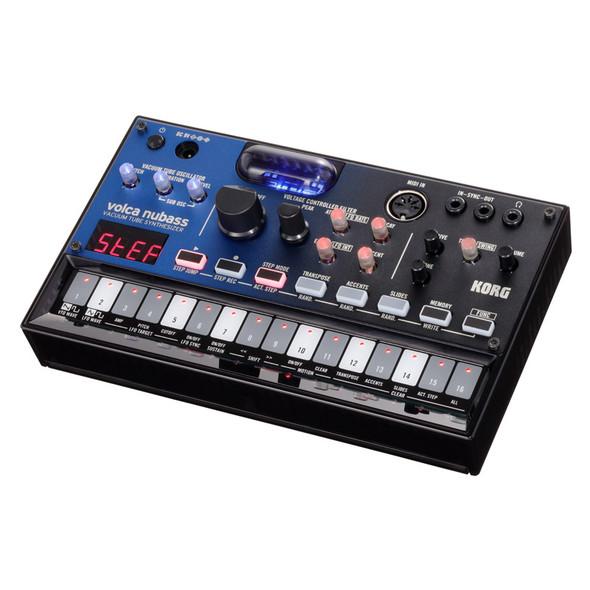 Korg Volca Nubass Analogue Bass Synthesizer
