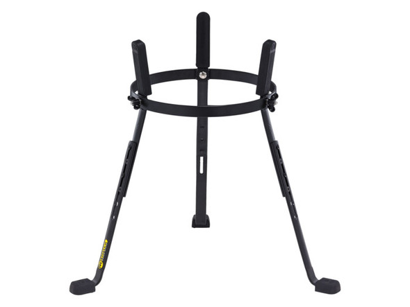 Meinl Steely II Series Stand for 12 1/2 Inch Congas, Black