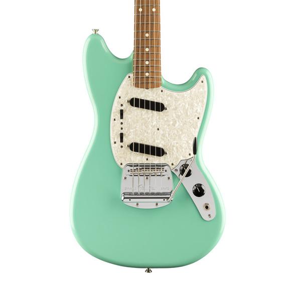 Fender Vintera 60s Mustang, Sea Foam Green, Pau Ferro