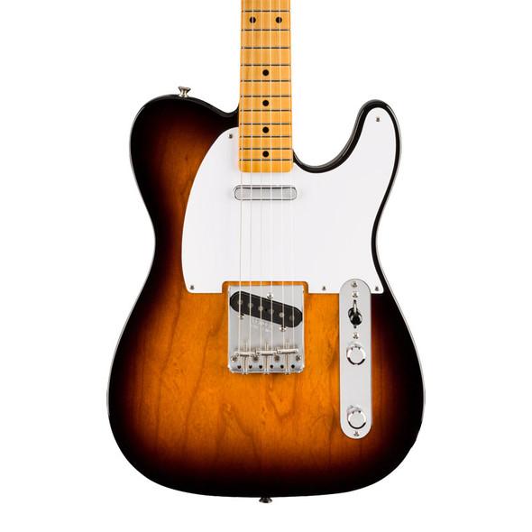 Fender Vintera 50s Telecaster, 2 Tone Sunburst, Maple