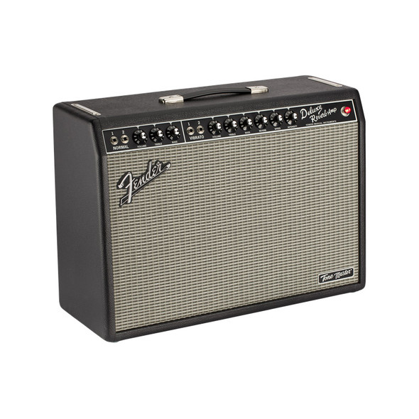 Fender Tonemaster Deluxe Reverb Combo Solid State Modelling Amplifier