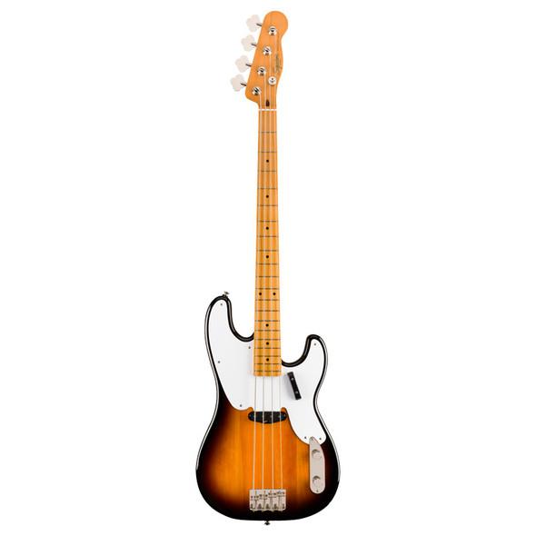 Fender Squier Classic Vibe 50s Precision Bass, 2 Tone Sunburst, Maple