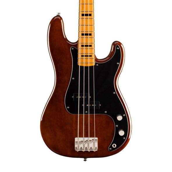 Fender Squier Classic Vibe 70s Precision Bass, Walnut, Maple