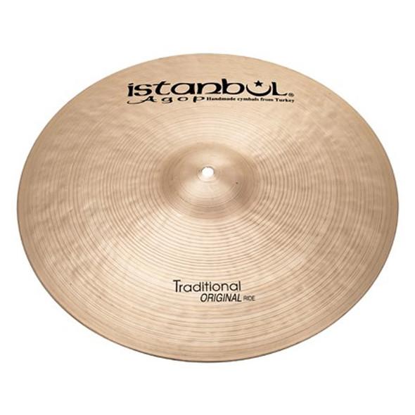 Istanbul IORR22 22 Inch Traditional Original Ride Cymbal