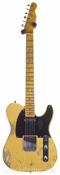 Fender Custom Shop Limited Edition 51 Telecaster, Heavy Relic, Blonde