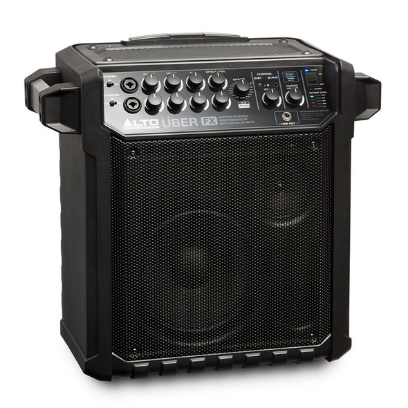 Alto UBER FX PA Active PA Speaker with Effects