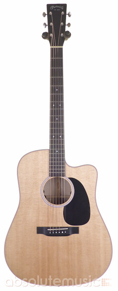 Martin DC-16E Electro Acoustic Guitar, Natural with Case (Pre-Owned)