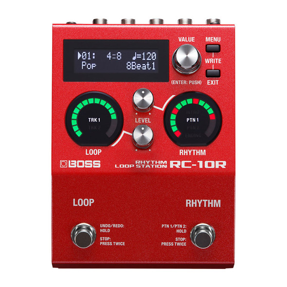 Boss RC-10R Rhythm Loopstation Pedal
