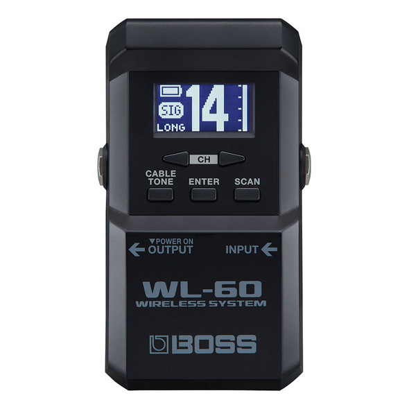 Boss WL-60 Digital Guitar Wireless System