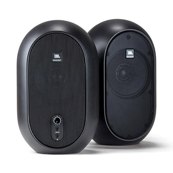 JBL 104 Compact Active Reference Monitors (Pair)