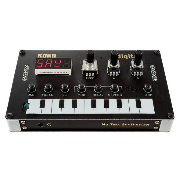 Korg Nu:Tekt NTS-1 Digital Synth Kit