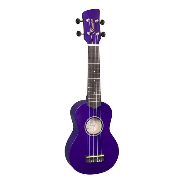 Brunswick BU2SP Ukulele Soprano, Purple