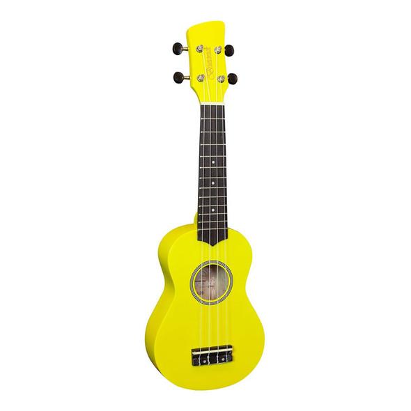 Brunswick BU2SY Ukulele Soprano, Yellow