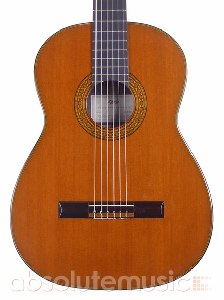 Hopf Konzertgitarre Madrid Classical Guitar with Case,  Made in Germany 1977 (Pre-Owned)