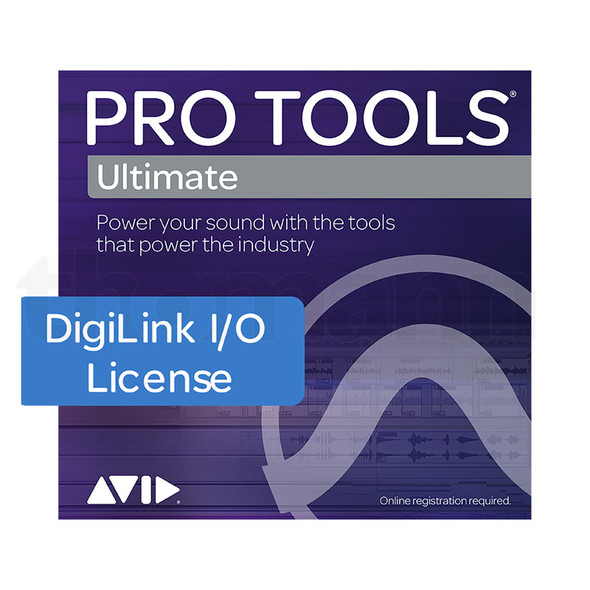 AVID Pro Tools | Digilink I/O License (Download)