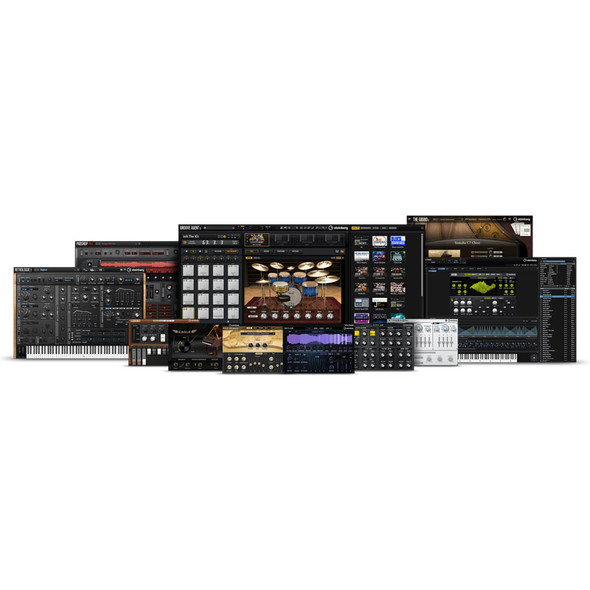 Steinberg Absolute 4 Virtual Instrument Collection
