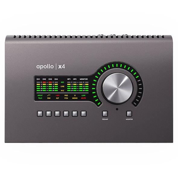 Universal Audio Apollo x4 Thunderbolt 3 Audio Interface