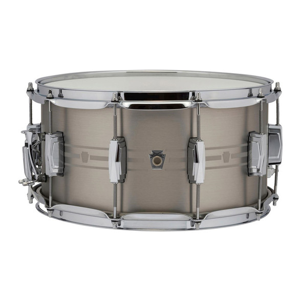 Ludwig Heirloom 14 x 7 Stainless Steel Snare Drum (Ex-Display)