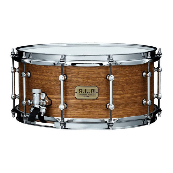 Tama SLP Spotted Gum 14 x 6.5 Inch Snare Drum