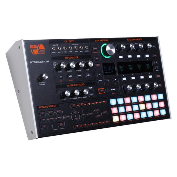 ASM Hydrasynth Polyphonic Wavetable Desktop Synthesizer