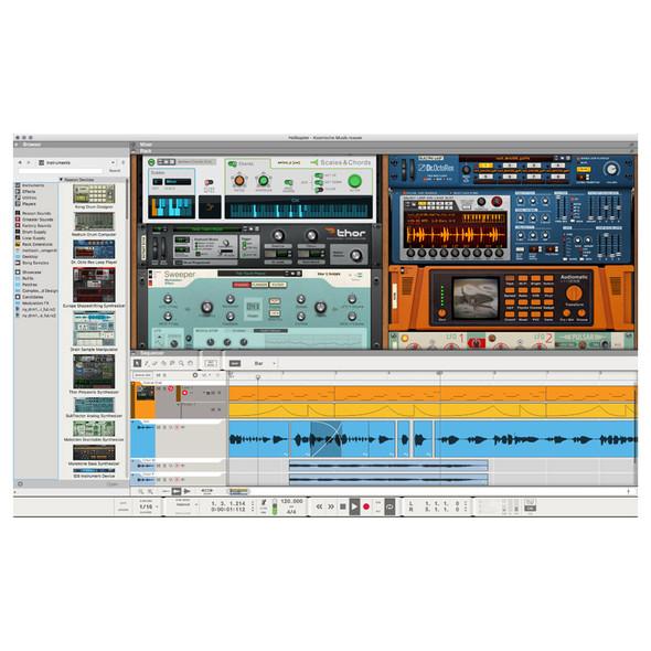 Propellerhead Reason 11 Audio MIDI Recording Software