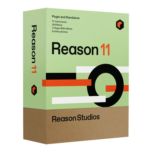 Propellerhead Upgrade to Reason 11