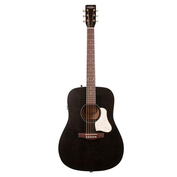A&L Americana Electro Acoustic Guitar, Faded Black