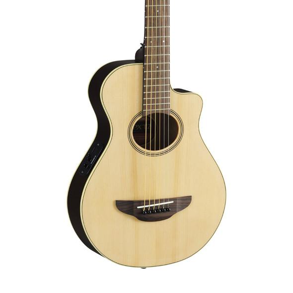 Yamaha APXT2 3/4 Size Electro-Acoustic Guitar, Natural