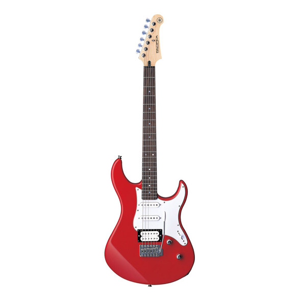 Yamaha Pacifica 112V Electric Guitar, Raspberry Red