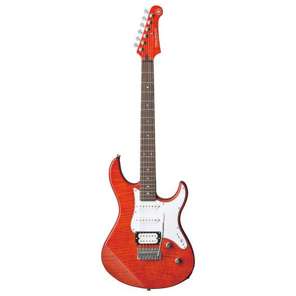 Yamaha Pacifica 212VFM Electric Guitar, Caramel Brown