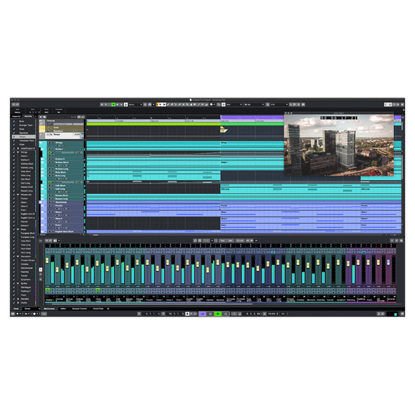 Steinberg Cubase Pro 10.5 Upgrade from Cubase AI