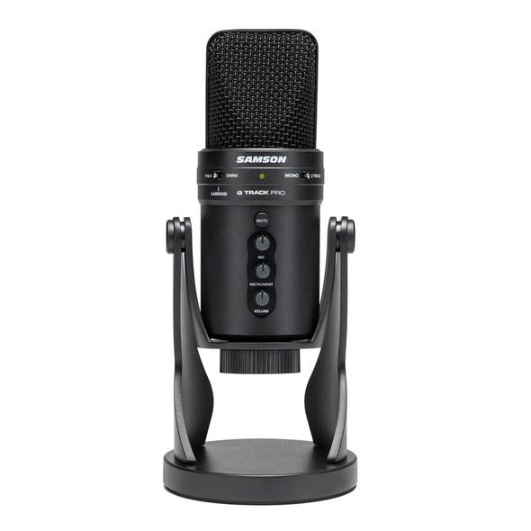 Samson G-Track Pro USB Condenser Microphone
