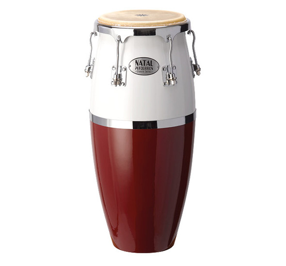Natal NCSQ03RW Classic Series Fibreglass Quinto in Red & White