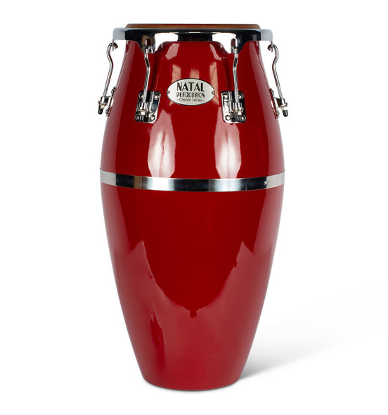 Natal NCSC01R Classic Series Fibreglass Conga in Red
