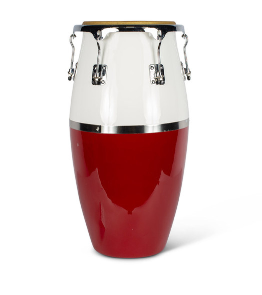 Natal NCST03RW Classic Series Fibreglass Tumba in Red & White