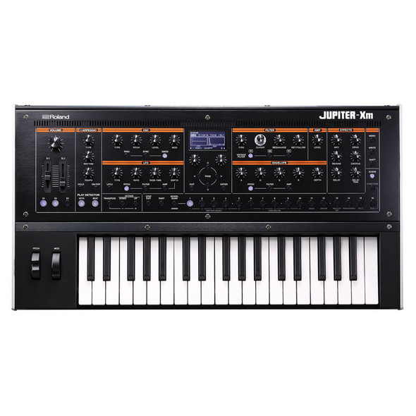 Roland Jupiter-XM Synthesizer  (as new)