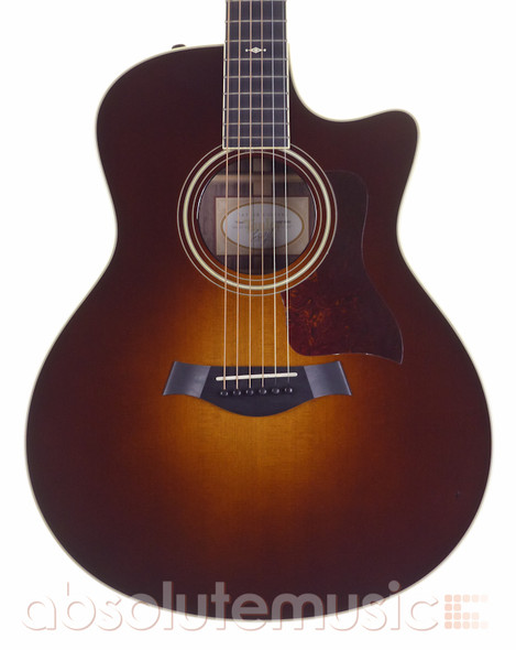 Taylor 716CE Cedar Top Electro Acoustic Guitar, Sunburst with Hard Case (Pre-Owned)