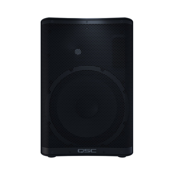 QSC CP12 12 inch Active PA Speaker, Single  (Ex-Display)