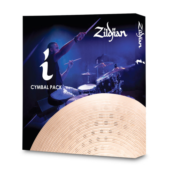 Zildjian i Series Expression Pack 1 Cymbal Pack