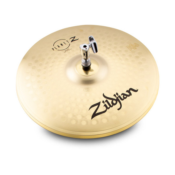 Zildjian Planet Z Series 14 Inch Hi-Hat Cymbals, Pair