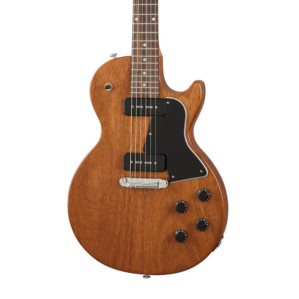 Gibson Les Paul Special Tribute P-90 Electric Guitar, Natural Walnut Satin