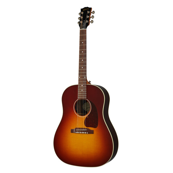 Gibson J-45 Studio Rosewood Electro-Acoustic Guitar, Rosewood Burst