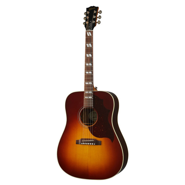 Gibson Hummingbird Studio Rosewood Electro-Acoustic Guitar, Rosewood Burst